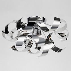 Bel Air Flushmount (Chrome/Small) - OPEN BOX RETURN