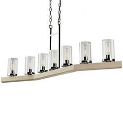 Canyon Creek Linear Suspension (Natural/49 inch) - OPEN BOX