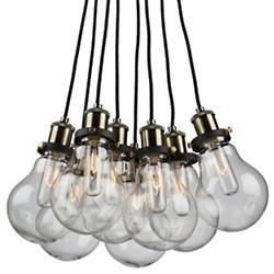 Edison Multi Light Pendant (8 Light) - OPEN BOX RETURN