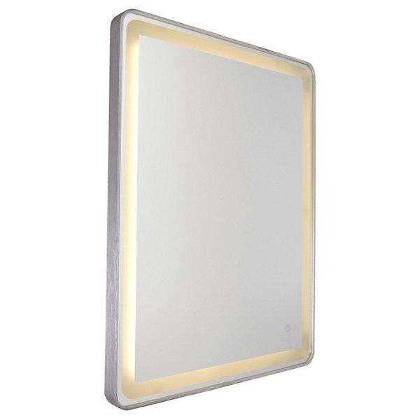 Reflections Rectangular LED Mirror