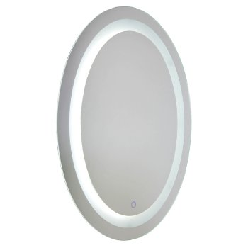 Reflections AM303 Oval LED Mirror