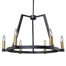 Regent 6-Light Chandelier
