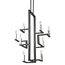 Urban Chic 3-Tier Chandelier