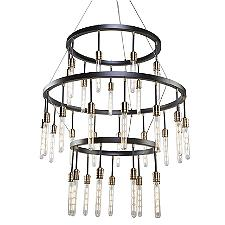 Willow 3-Tier Chandelier