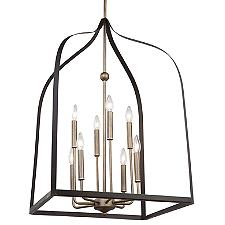 Worthington 8-Light Chandelier