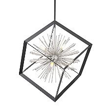Sunburst Chandelier
