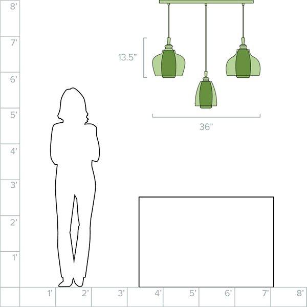 Decanter Linear Suspension