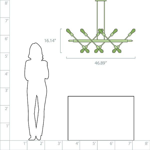 Truro Linear Suspension