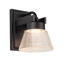 Clareville Conical LED Outdoor Wall Sconce