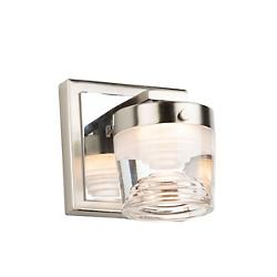 Newbury LED Bath Wall Sconce
