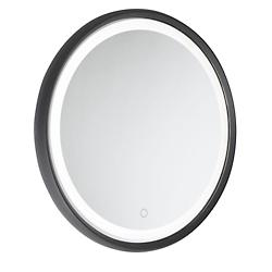 Reflections Round LED Mirror
