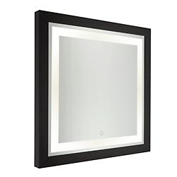 Valet Square LED Mirror