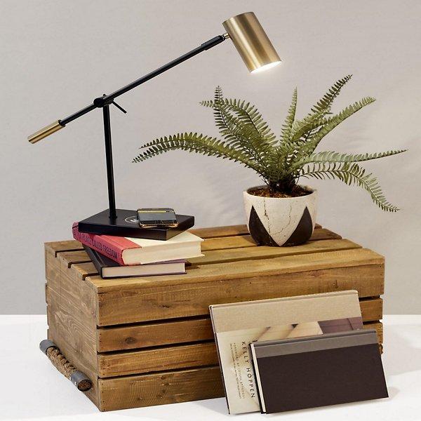 Collette AdessoCharge LED Desk Lamp