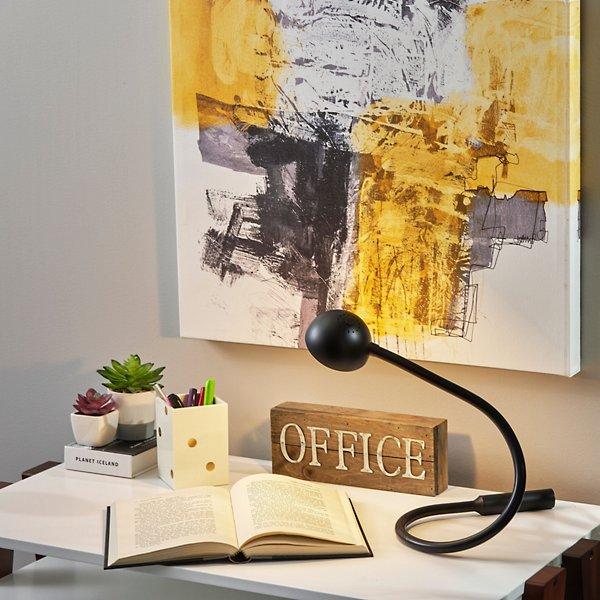Cobra LED Rechargeable Desk Lamp