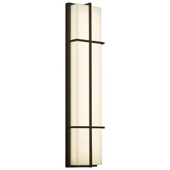 Shown in Textured Bronze finish, Large size