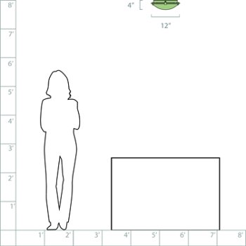 12-In. Diameter option