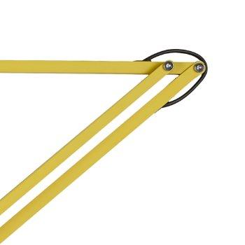 Shown in Yellow Ochre finish