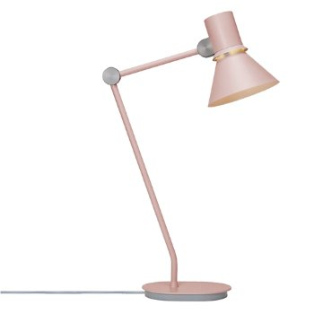 Shown in Rose Pink finish, lit