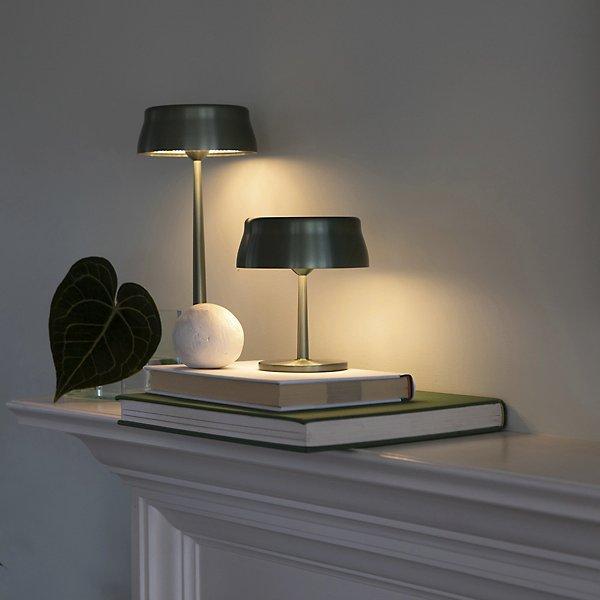 Sister Light Rechargeable LED Mini Table Lamp