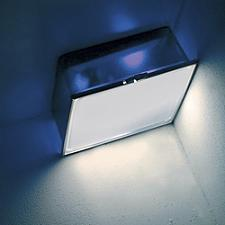 Box Square Wall Sconce / Flushmount