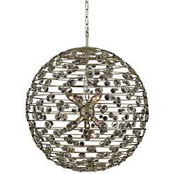 Gemini Sphere Pendant