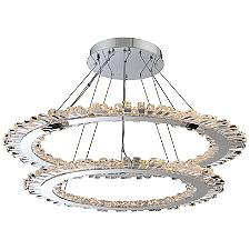Quasar 2-Ring LED Pendant