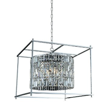 Shown in Polished Chrome finish, Large size