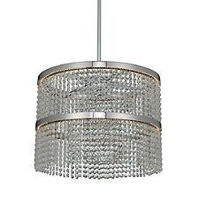 Cortina LED Drum Pendant