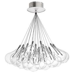 Drop Multi-Light Pendant