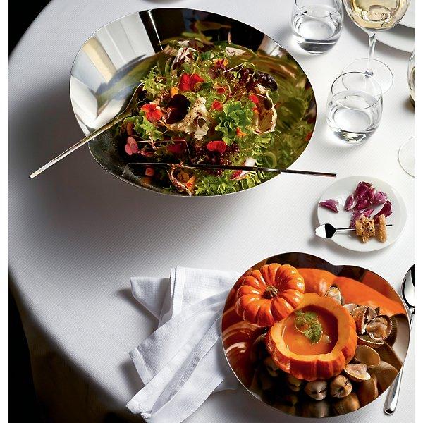 Human Collection Salad Bowl