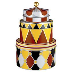 Circus Set of 3 Storage Boxes