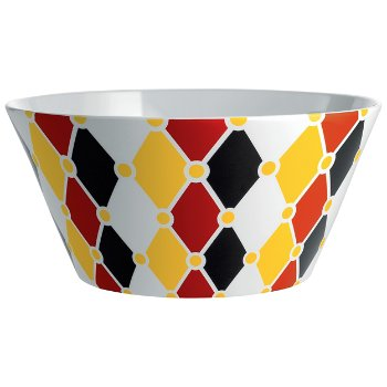 Circus Salad Serving Bowl