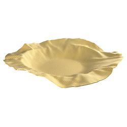 Port Brass Basket