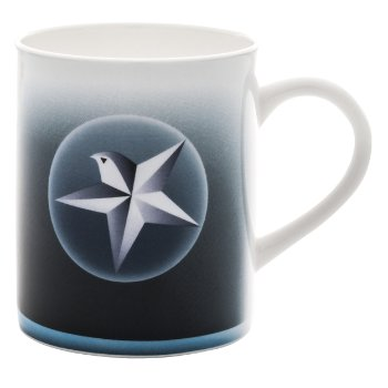 Blue Christmas AA061 Mug