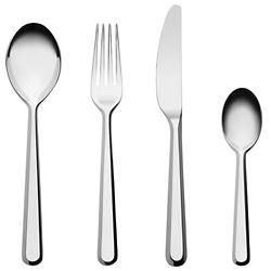 Amici 24 Piece Flatware Set