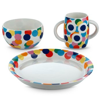 Alessini Proust Childrens Tableware Set