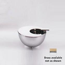 Bauhaus Ashtray (Brass) - OPEN BOX RETURN