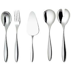 Mami 5 pc. Cutlery Set (Mirror Polished) - OPEN BOX RETURN