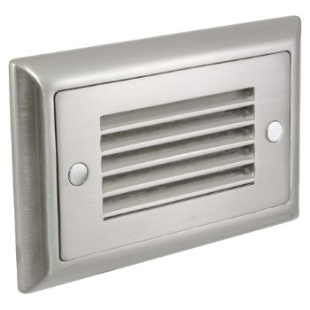 SGL Horizontal Louver Faceplate