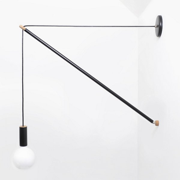 Pennant Wall Light