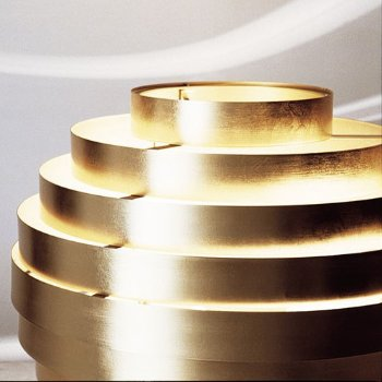 Shown in Gold Leaf detail
