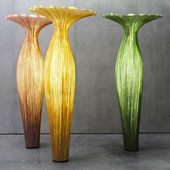 Morning Glory Floor Lamp, collection