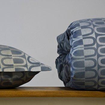 OVAL Pillowcase Pair