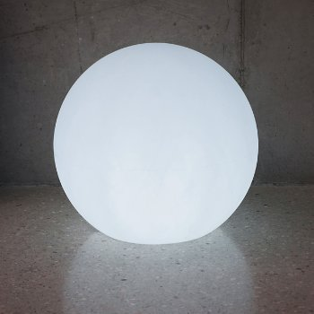 Ballia Stela LED Globe, lit