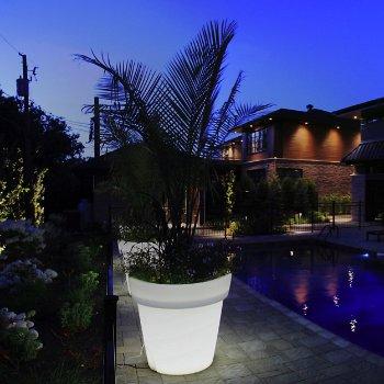 Aix Classica XL LED Planter
