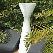 Azuka LED Outdoor Floor Lamp