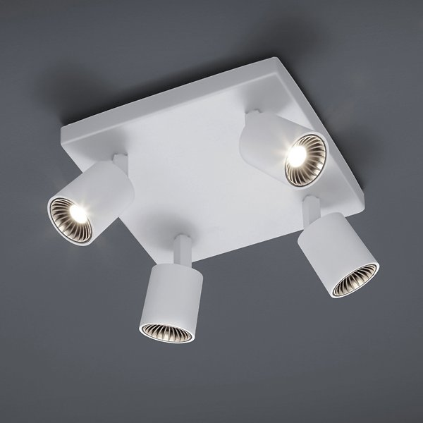 Cayman 4-Light LED Flushmount