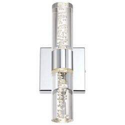 H2O 2-Light LED Wall Sconce