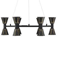 Houston 12-Light LED Chandelier
