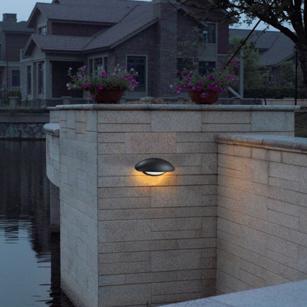 Missouri Outdoor LED Wall Sconce